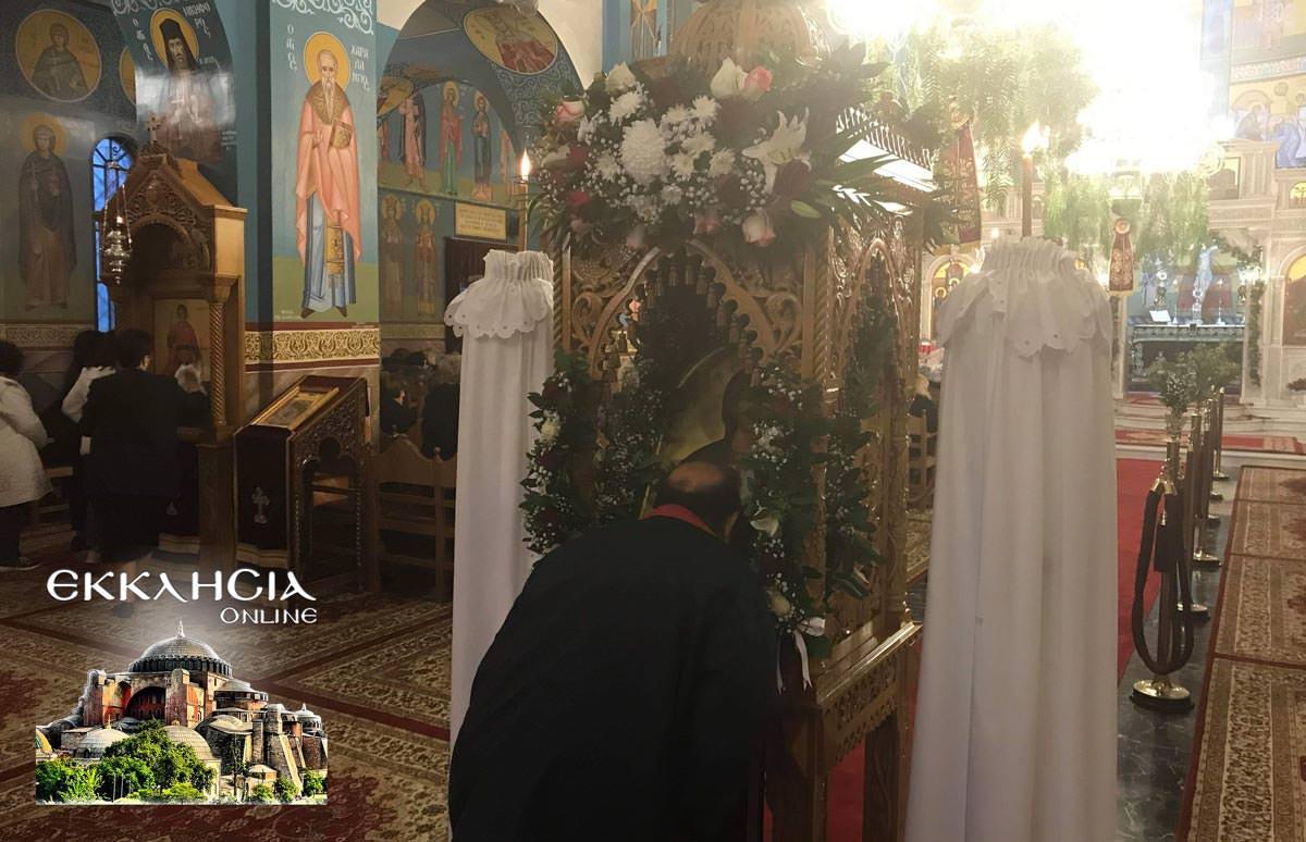 Αγία Αναστασία Πατρικία Περιστέρι