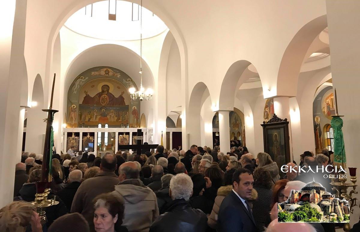 Σταυροπροσυκήσεως Εκκλησία