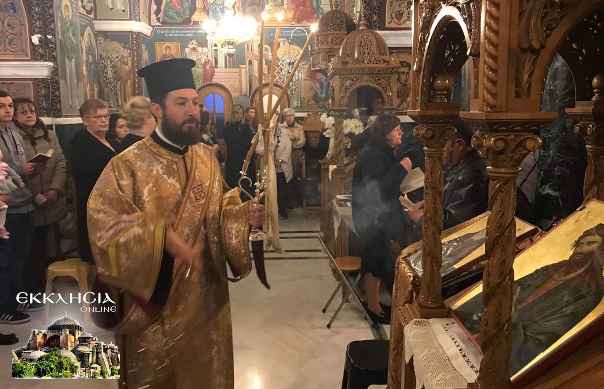 Χαιρετισμοί Β Μοναστήρι 2019
