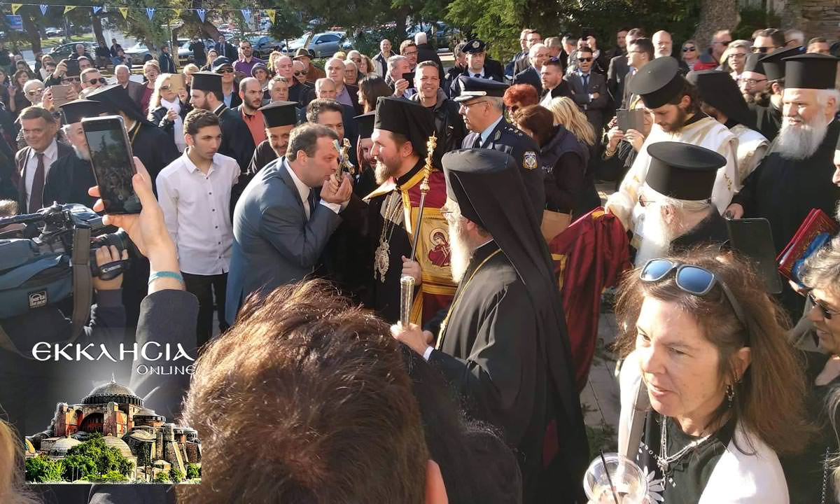 Ιερός Ναός Κωνσταντίνου Ελένης Γλυφάδα 2019