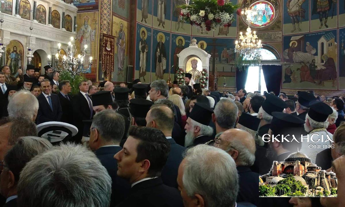 Ιερός Ναός Γλυφάδα