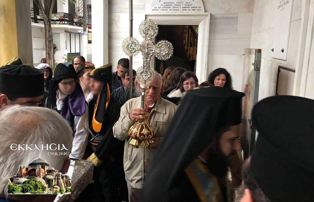 Ιερός Ναός Κοιμησης Θεοτόκου Μαρούσι