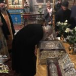 Τίμιο Ξύλο Ναός Κοιμησης Θεοτόκου Μαρούσι 2019
