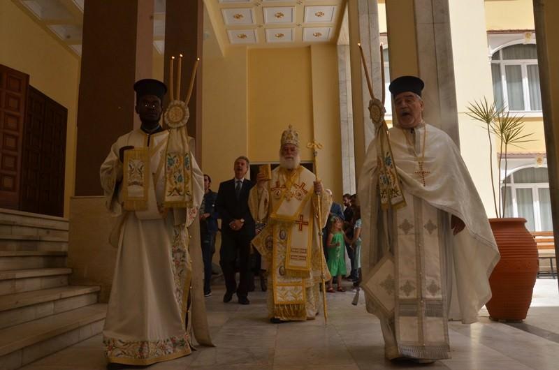 Πατριάρχης Αλεξανδρείας Θεόδωρος 2019