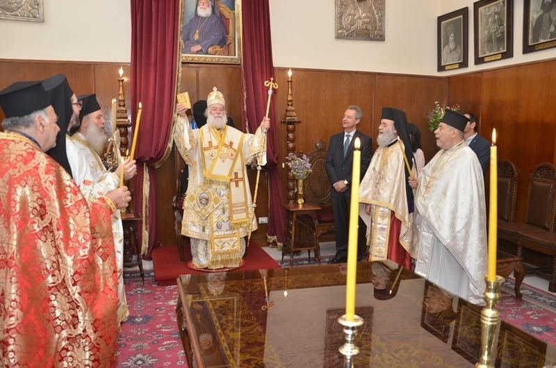 Πατριαρχείο Αλεξανδρείας Νέος Αρχιγραμματέας Ιεράς Συνόδου