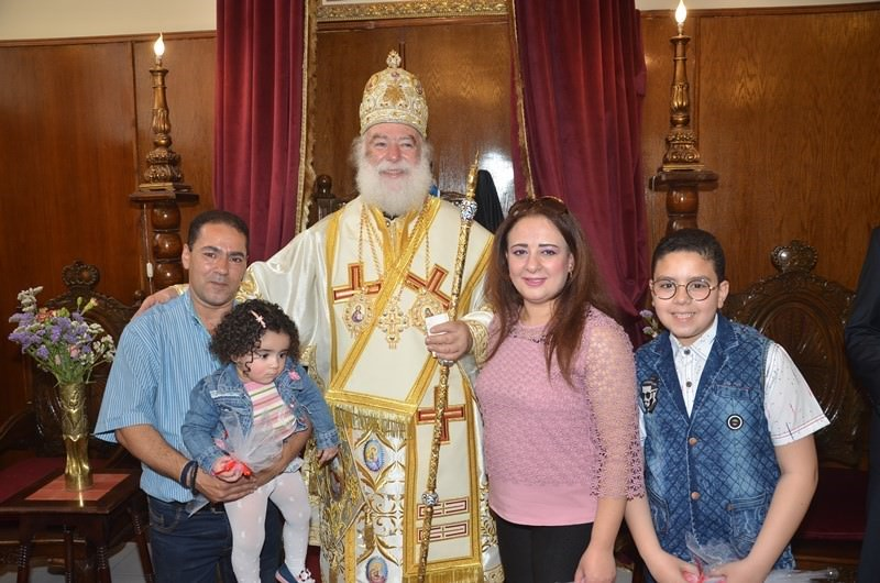 Πατριαρχείο Αλεξανδρείας Νέος Αρχιγραμματέας της Ιεράς Συνόδου Παλαιφάτου