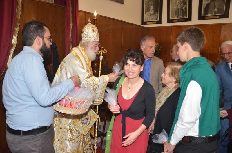 Πατριαρχείο Αλεξανδρείας Νέος Αρχιγραμματέας Παλαιφάτου