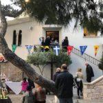 Ιερός ναός αγίων ισιδώρων Λυκαβηττός