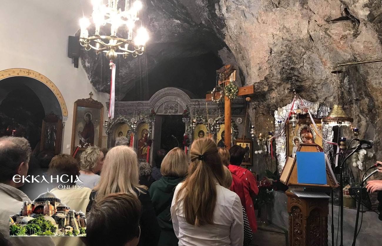 Ιερός ναός αγίων ισιδώρων