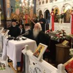 Ομιλία Άγιος Διονύσιος Ναός Αγίας Ματρώνας