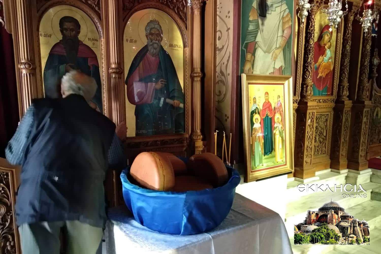 ιερός ναός αγίας φωτεινής ηλισσού Κυριακή της Σαμαρείτιδος