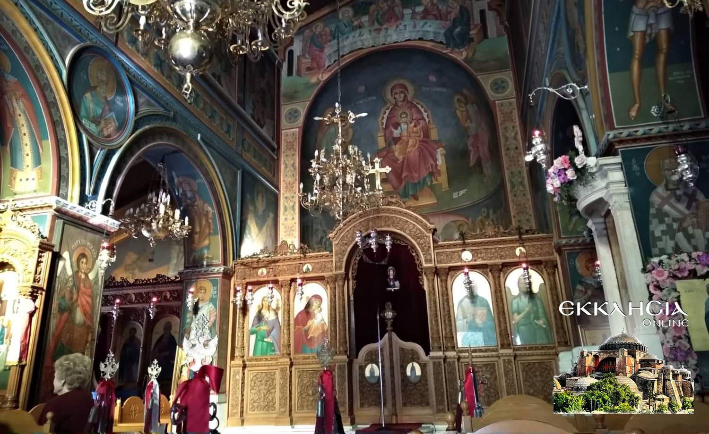 ιερός ναός αγίας φωτεινής ηλίσσου Κυριακή Σαμαρείτισσας