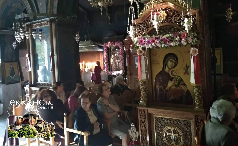 ναός αγίας φωτεινής ηλίσσου Κυριακή της Σαμαρείτιδος