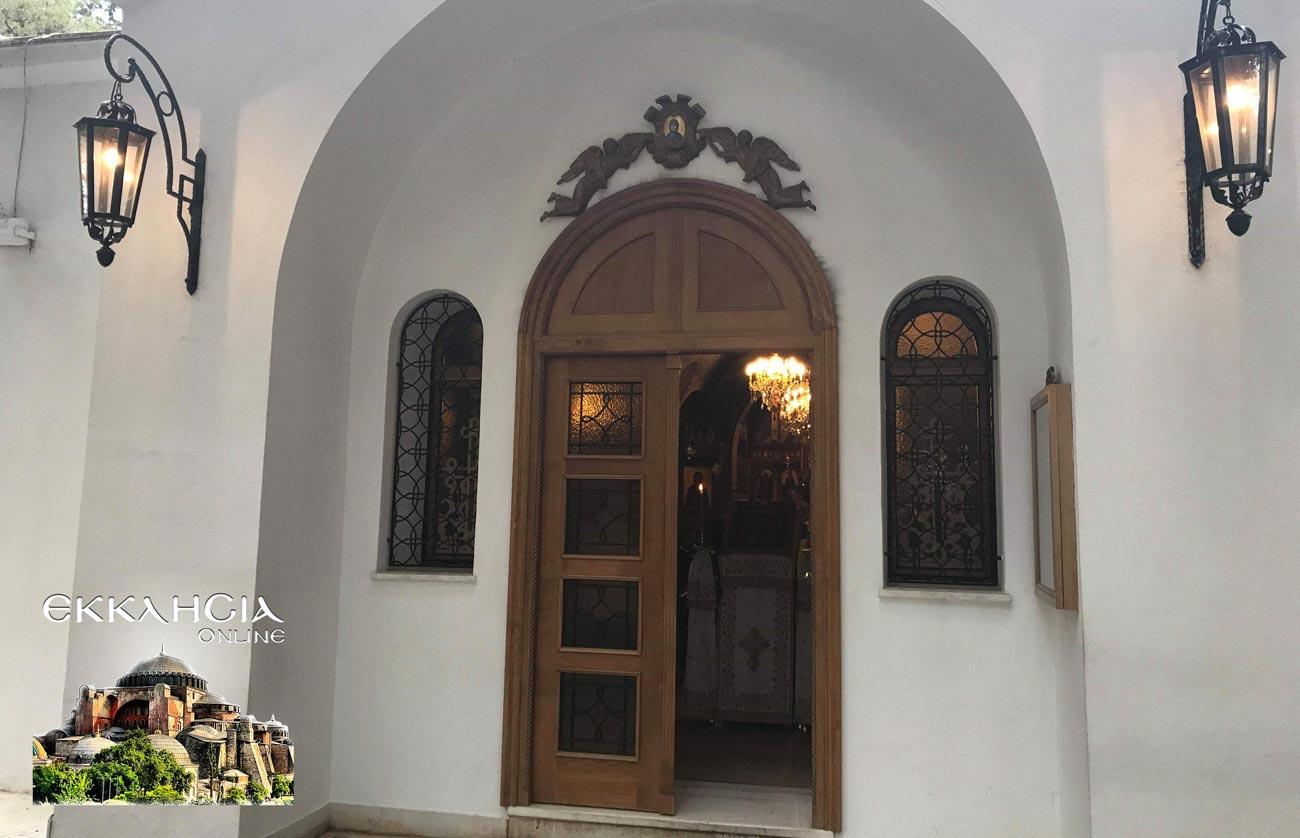 Ιερός Ναός Εσπερινός Φιλοθέη
