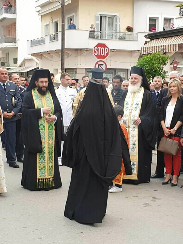 Καλαμάτα: Λαοθάλασσα στην υποδοχή της Παναγίας Βουλκανιώτισσας 2