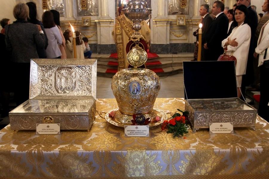 Καλαμάτα: Εορτασμός της Συνάξεως των Μεσσηνίων Αγίων 3