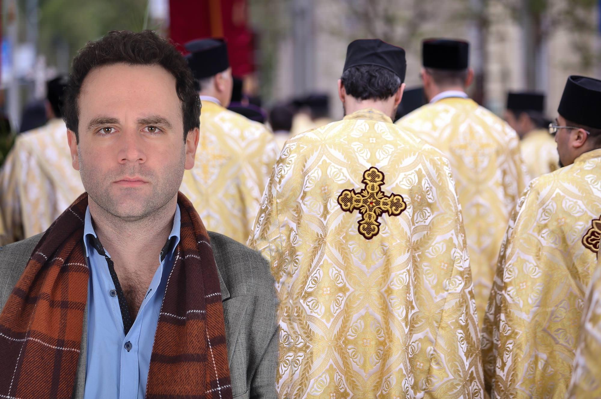 ορθόδοξοι ιερείς καραγιάννης