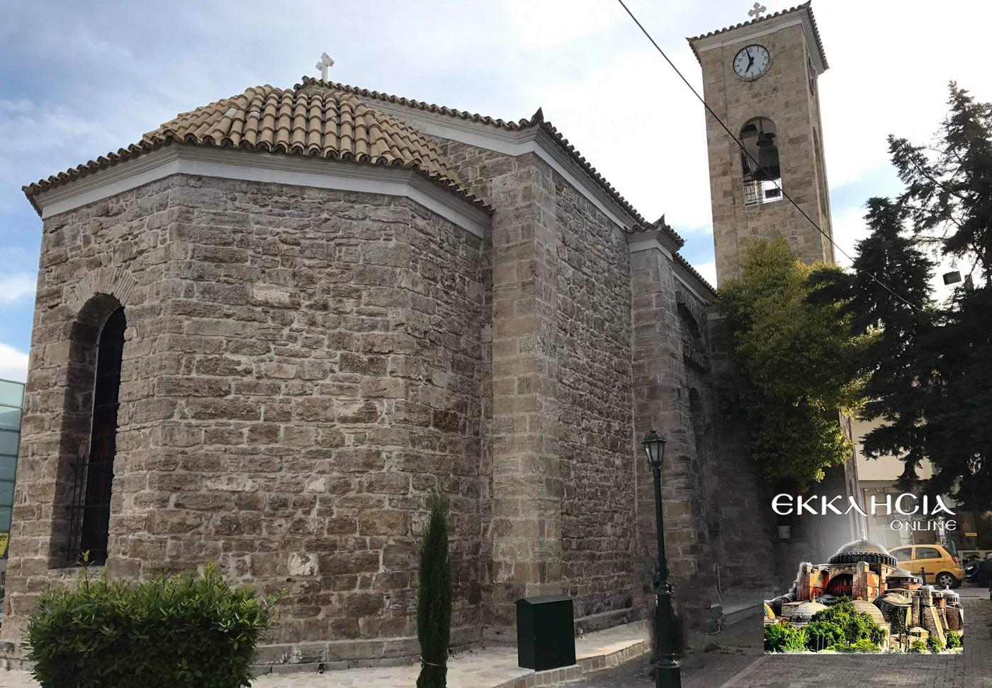 Κοίμηση της Θεοτόκου Παλλήνη 2019