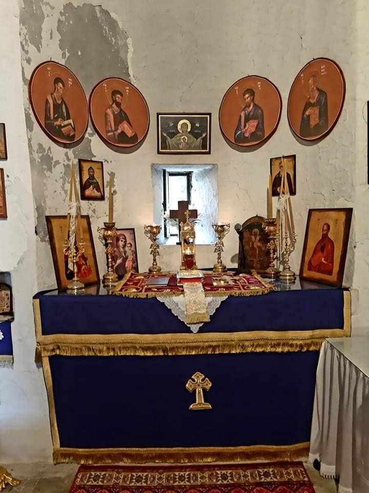 Ιερά Μονή Ζωοδόχου Πηγής Πύλης Βοιωτίας 2019