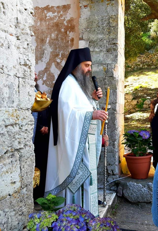 Ιερά Μονή Ζωοδόχου Πηγής Πύλης Βοιωτίας
