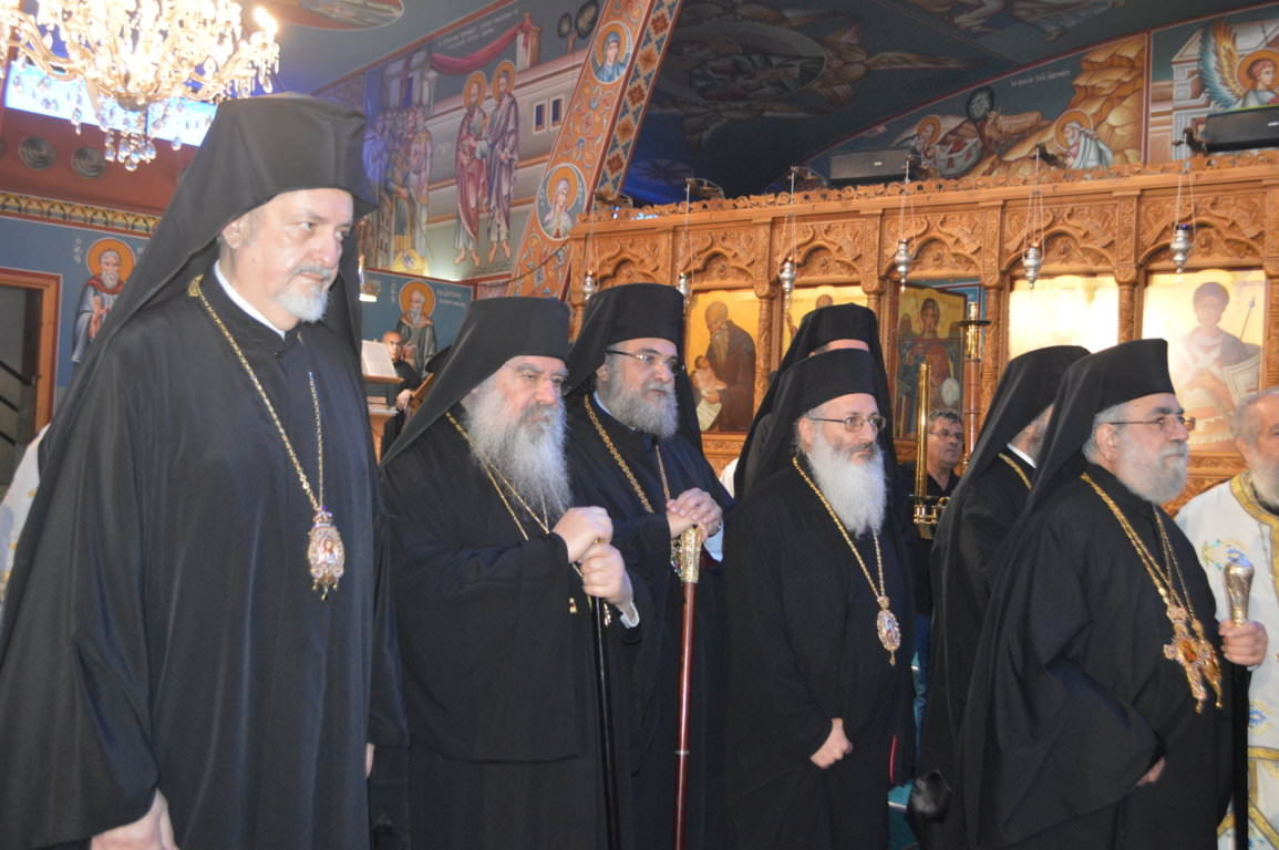 μητροπολίτης Γαλλίας Εμμανουήλ Κύπρος Οικουμενικό Πατριαρχείο 2019
