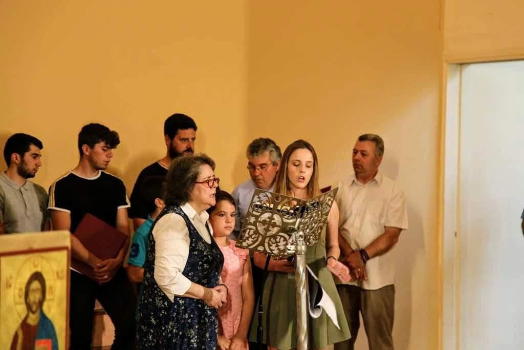 Ιερά Μητρόπολη Ναυπάκτου Βυζαντινή Μουσική 2019