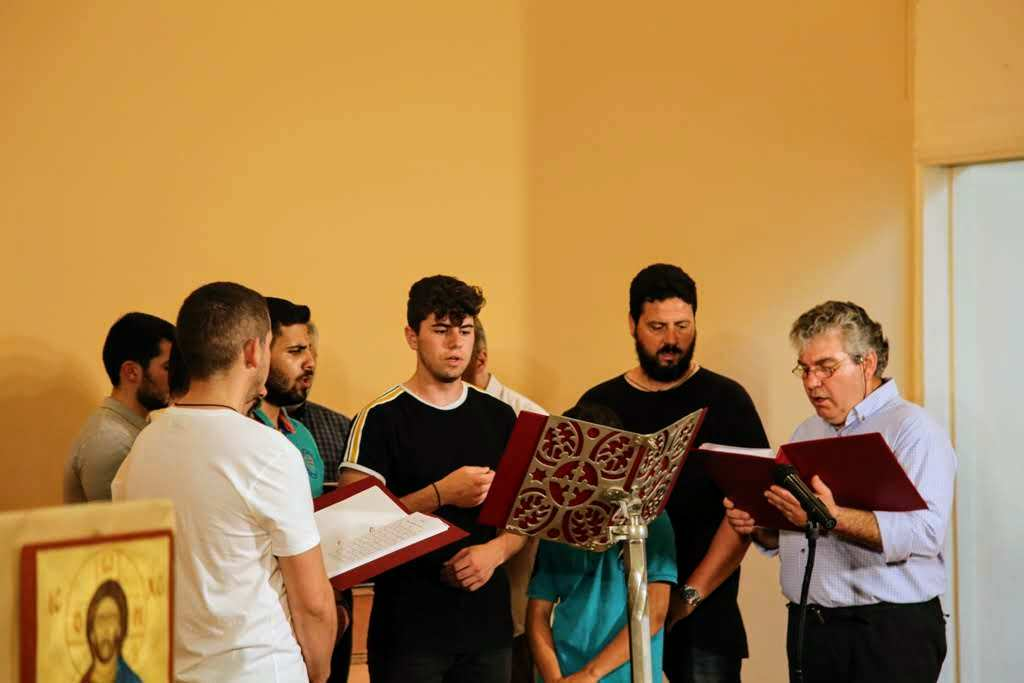 Βυζαντινή Μουσική μαθήματα