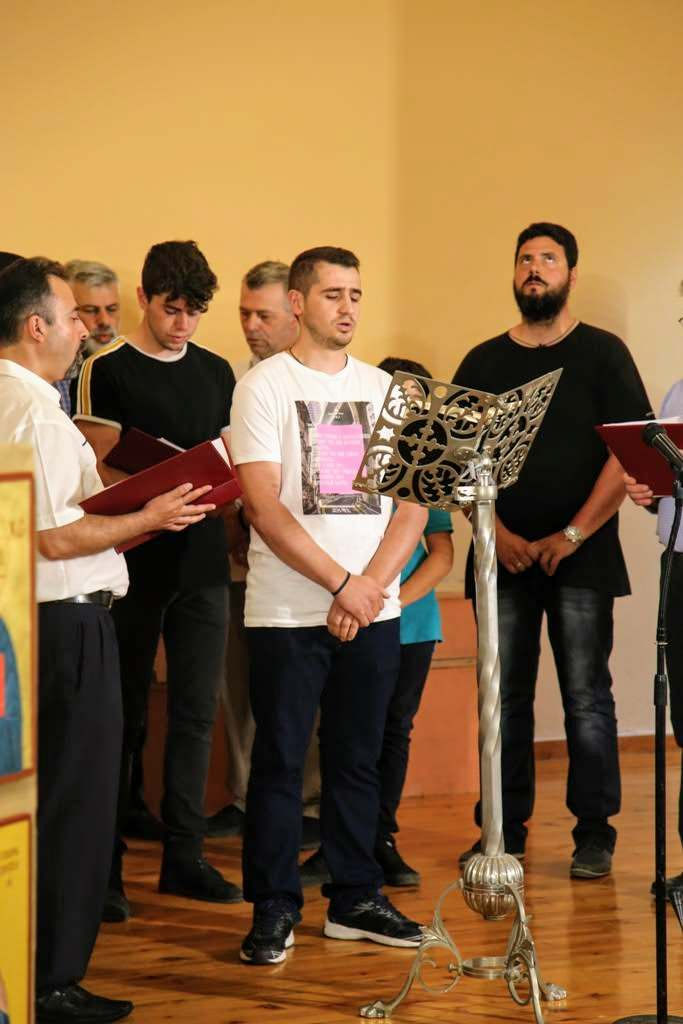 Βυζαντινή Μουσική μαθήματα Ναυπάκτου