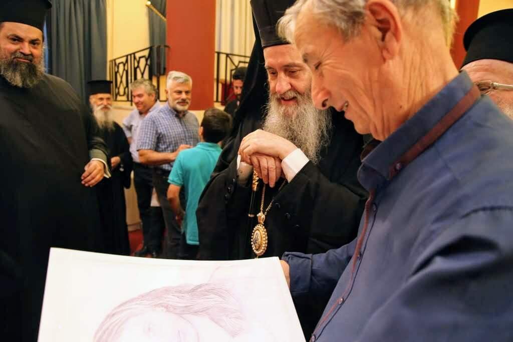 Λήξη μαθημάτων Βυζαντινής Μουσικής και Αγιογραφίας της Ιεράς Μητρόπολης Ναυπάκτου