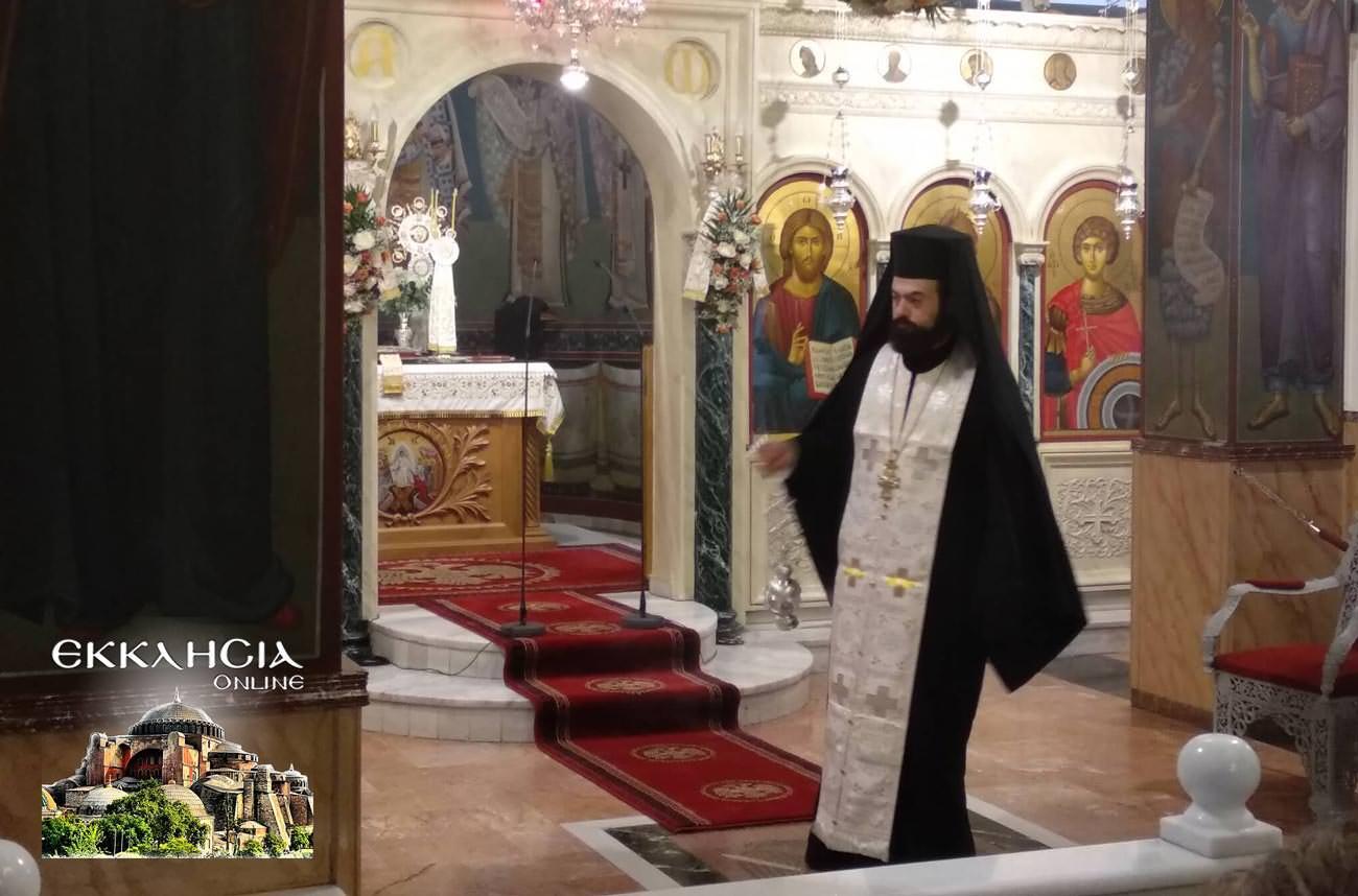 Αγίων Αποστόλων Πέτρου Παύλου Γλυφάδα 2019
