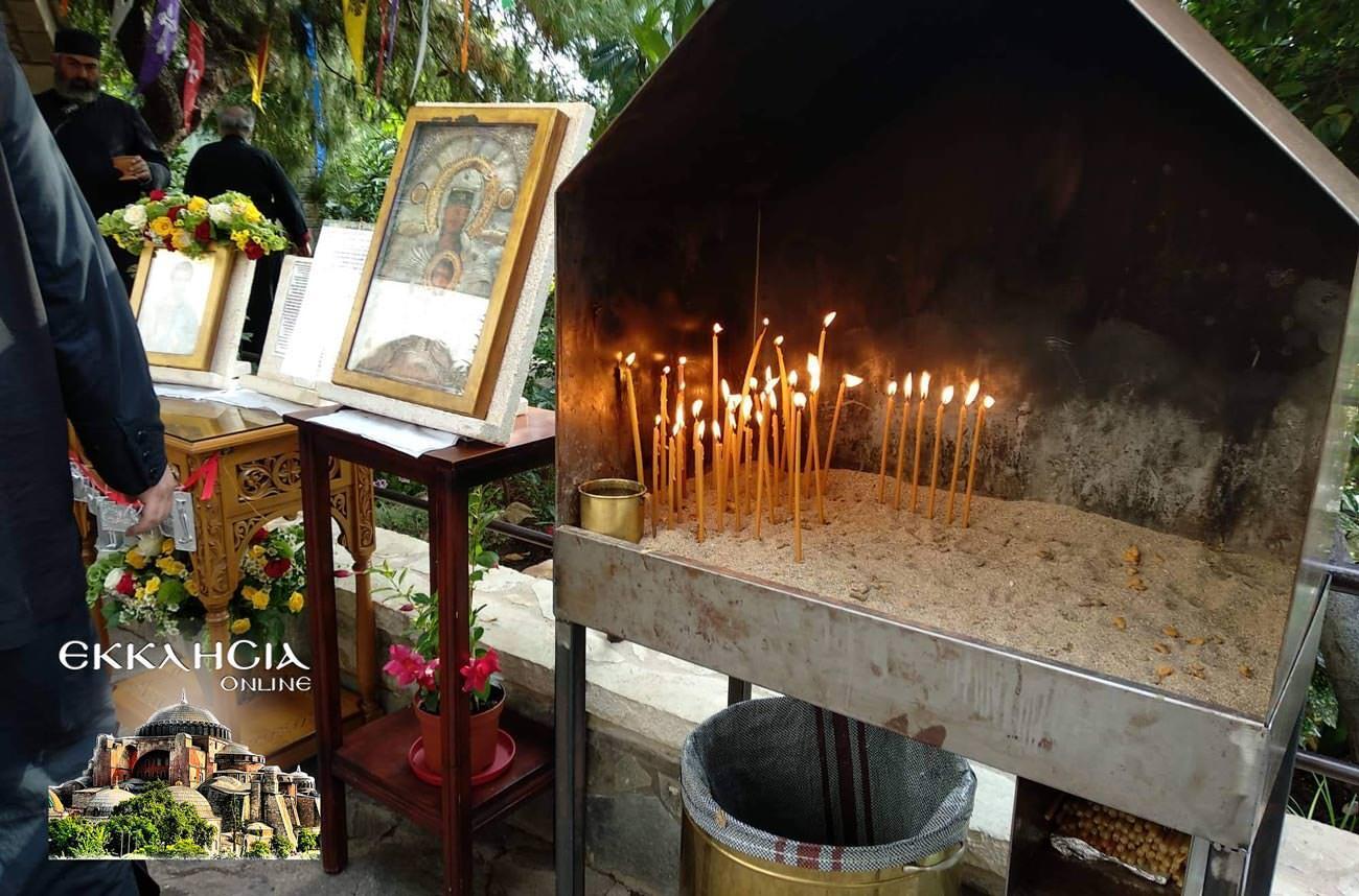 Άγιοι Ισίδωροι Άγιος Απόστολος Ιούδας Θαδδαίος 2019