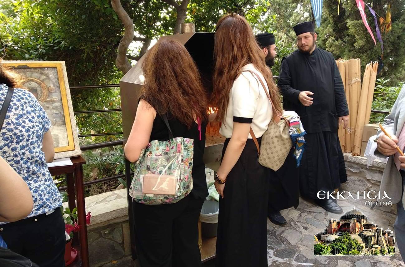 Άγιοι Ισίδωροι Άγιος Απόστολος Ιούδας Θαδδαίος προσκύνημα