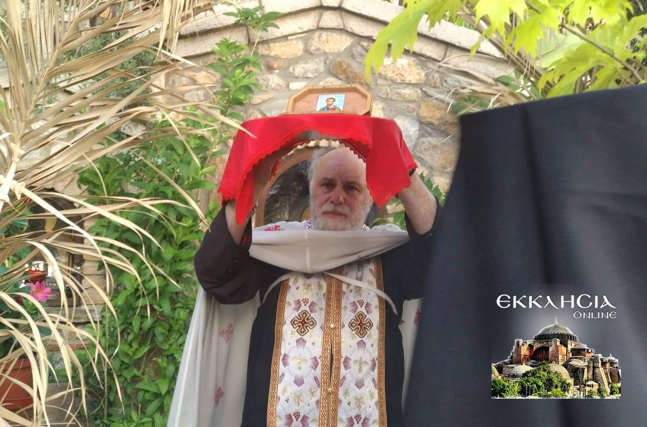 Λυκαβηττός Άγιος Απόστολος Ιούδας Θαδδαίος Λείψανα
