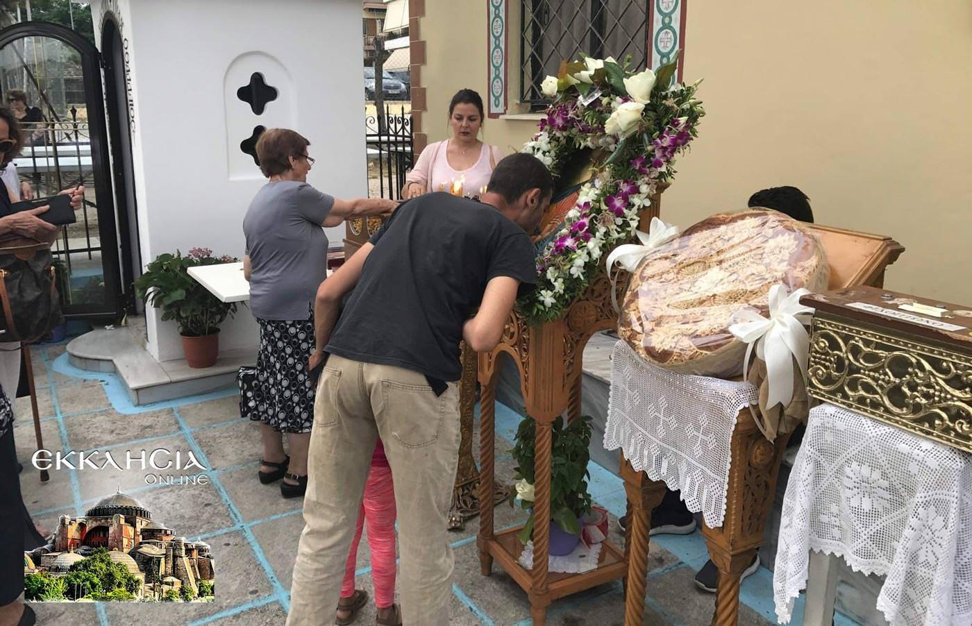 Άγιος Ιούδας Θαδδαίος Απόστολος προσκύνημα