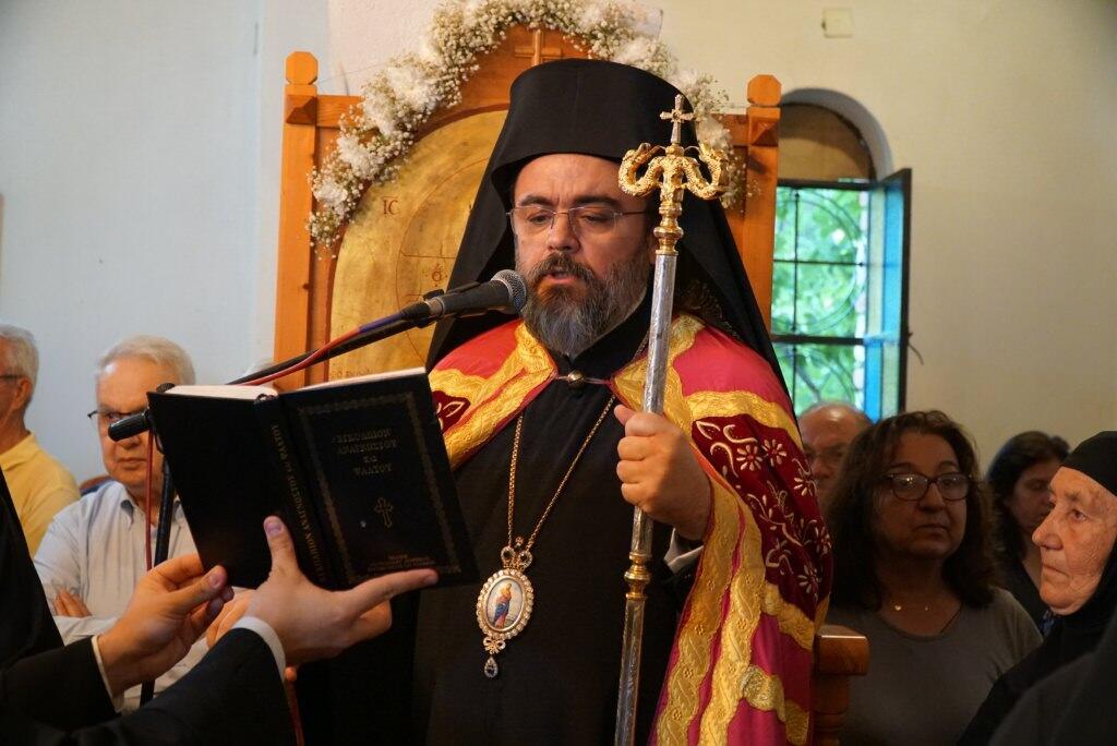νέος Ηγούμενος στην Ιερά Μονή Αγίου Προκοπίου στο ομώνυμο χωρίο των Τρικάλων