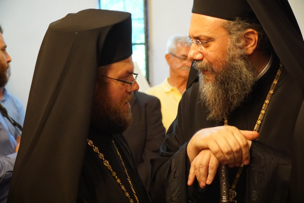 νέος Ηγούμενος στην Ιερά Μονή Αγίου Προκοπίου στο ομώνυμο χωρίο Τρικάλων