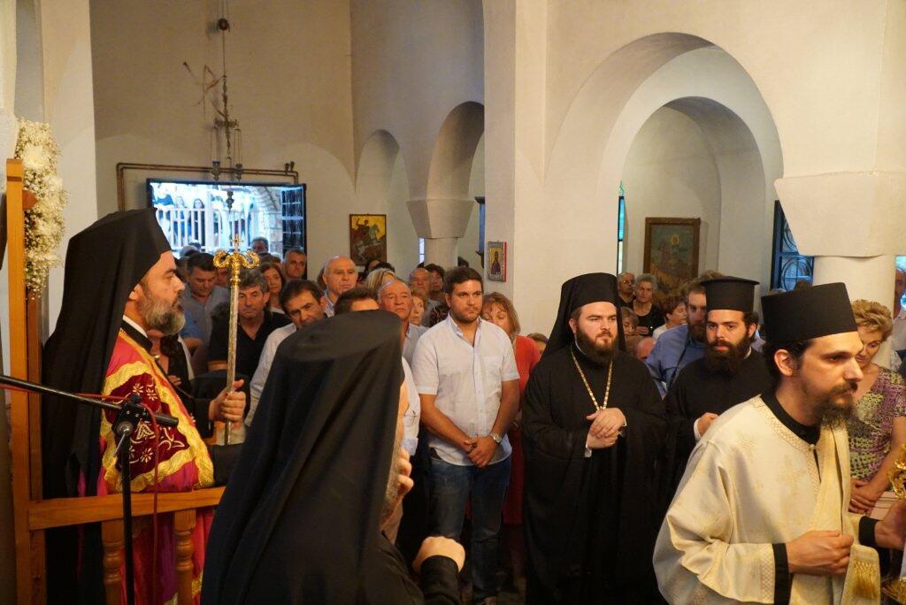 νέος Ηγούμενος στην Μονή Αγίου Προκοπίου Τρικάλων
