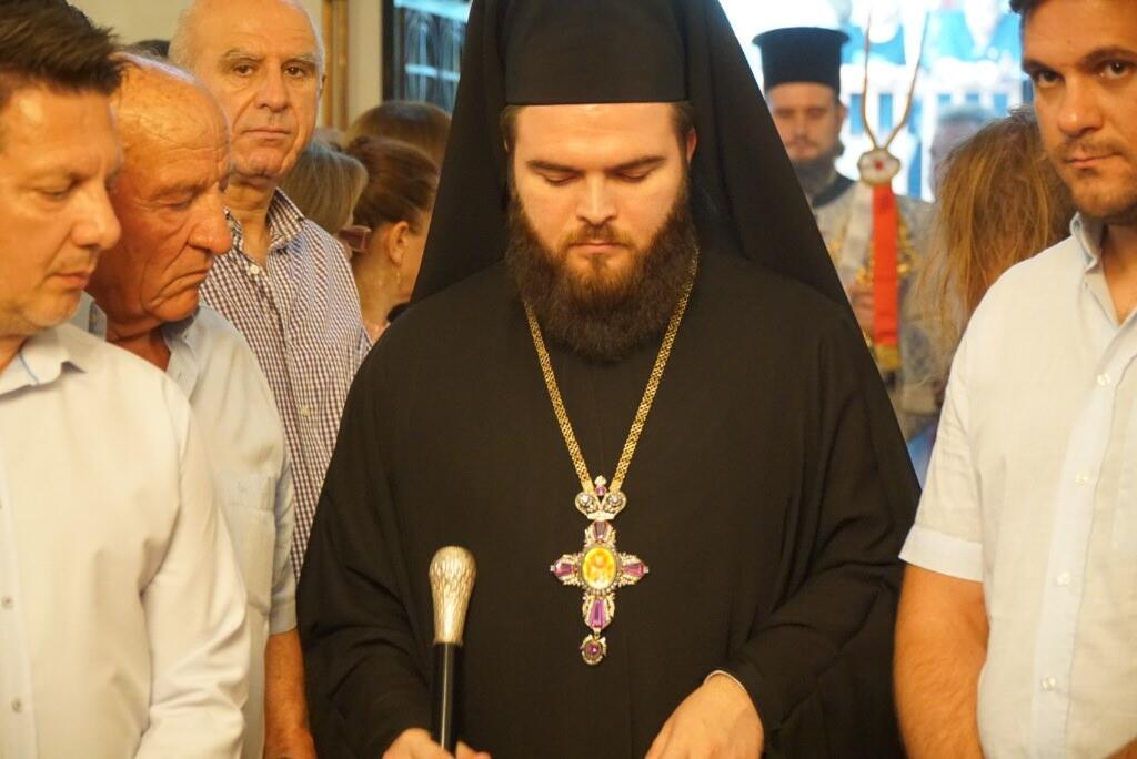 Ηγούμενος Μονή Αγίου Προκοπίου Τρικάλων