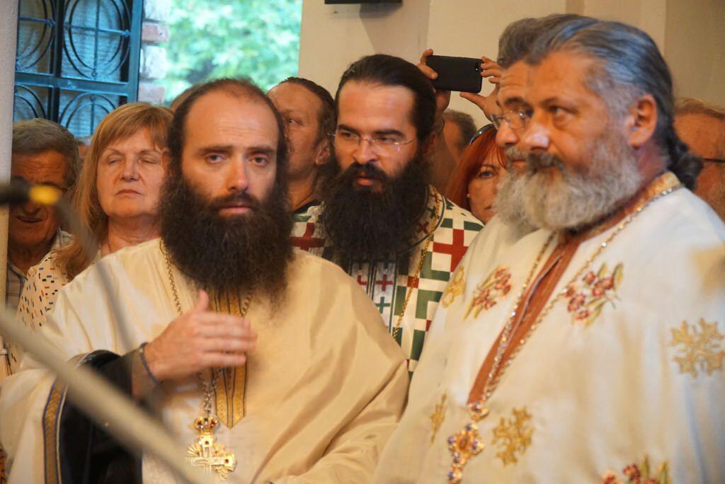 Ενθρόνιση νέου Ηγουμένου στην Ιερά Μονή Αγίου Προκοπίου στο χωρίο των Τρικάλων