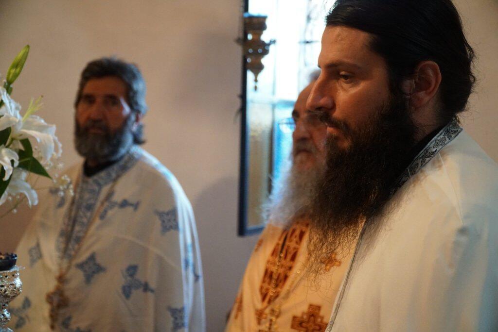 Ενθρόνιση Ηγουμένου Ιερά Μονή Αγίου Προκοπίου Τρικάλων