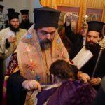 Ενθρόνιση νέου Ηγουμένου Αγίου Προκοπίου