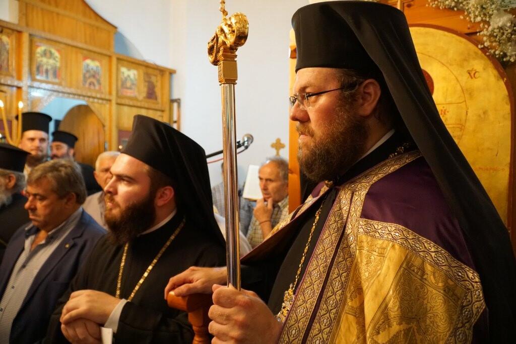 Ενθρόνιση νέου Ηγουμένου στην Ιερά Μονή Αγίου Προκοπίου