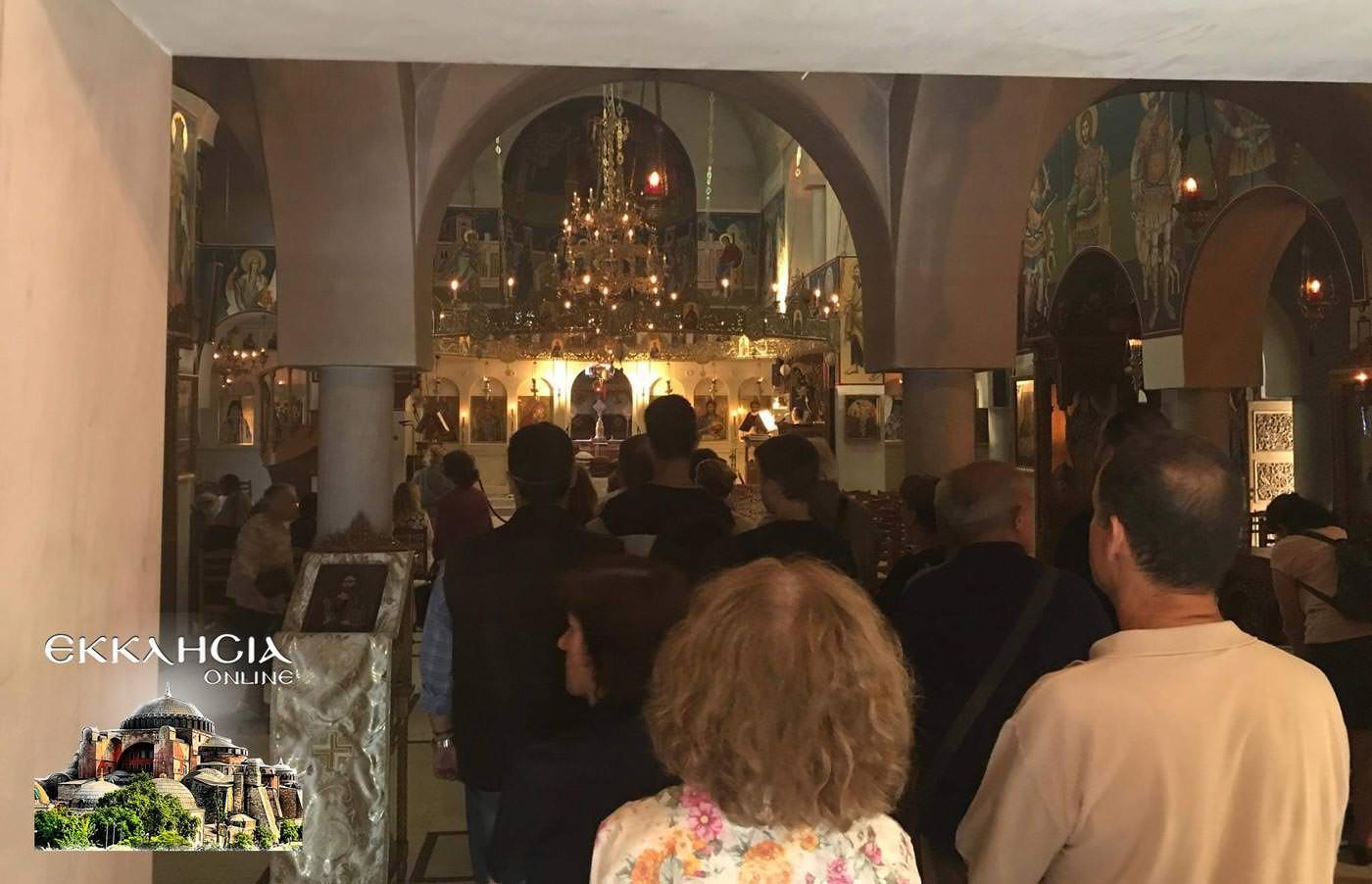 Άγιος Λουκάς Ιατρός Λείψανα