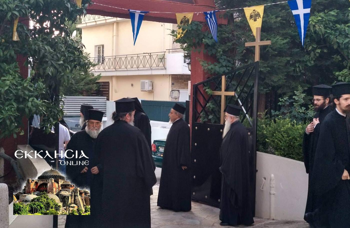 Αγία Τριάδα Γλυφάδας Αγίου Πνεύματος 2019