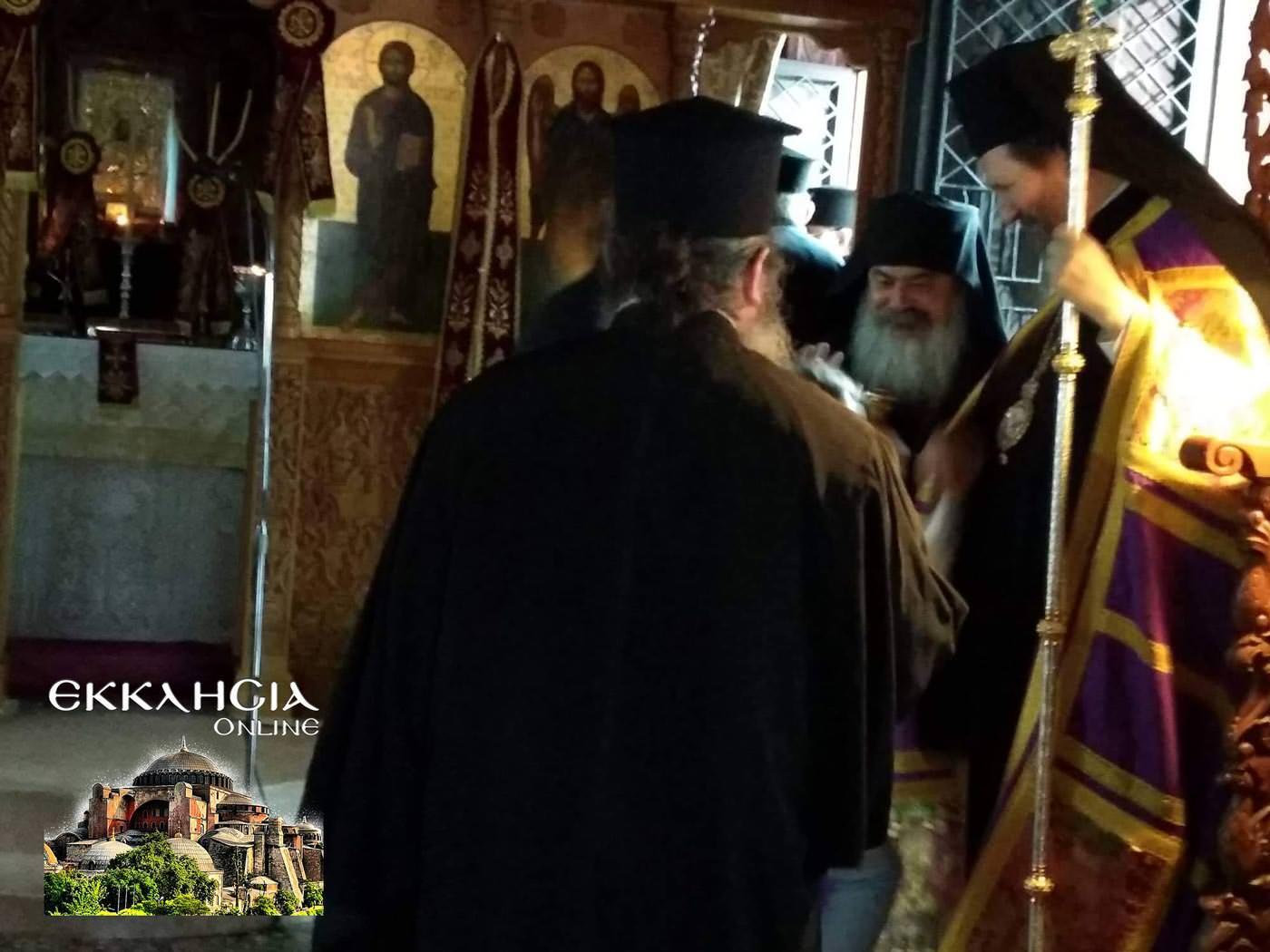 Αγία Τριάδα Γλυφάδας Αγίου Πνεύματος