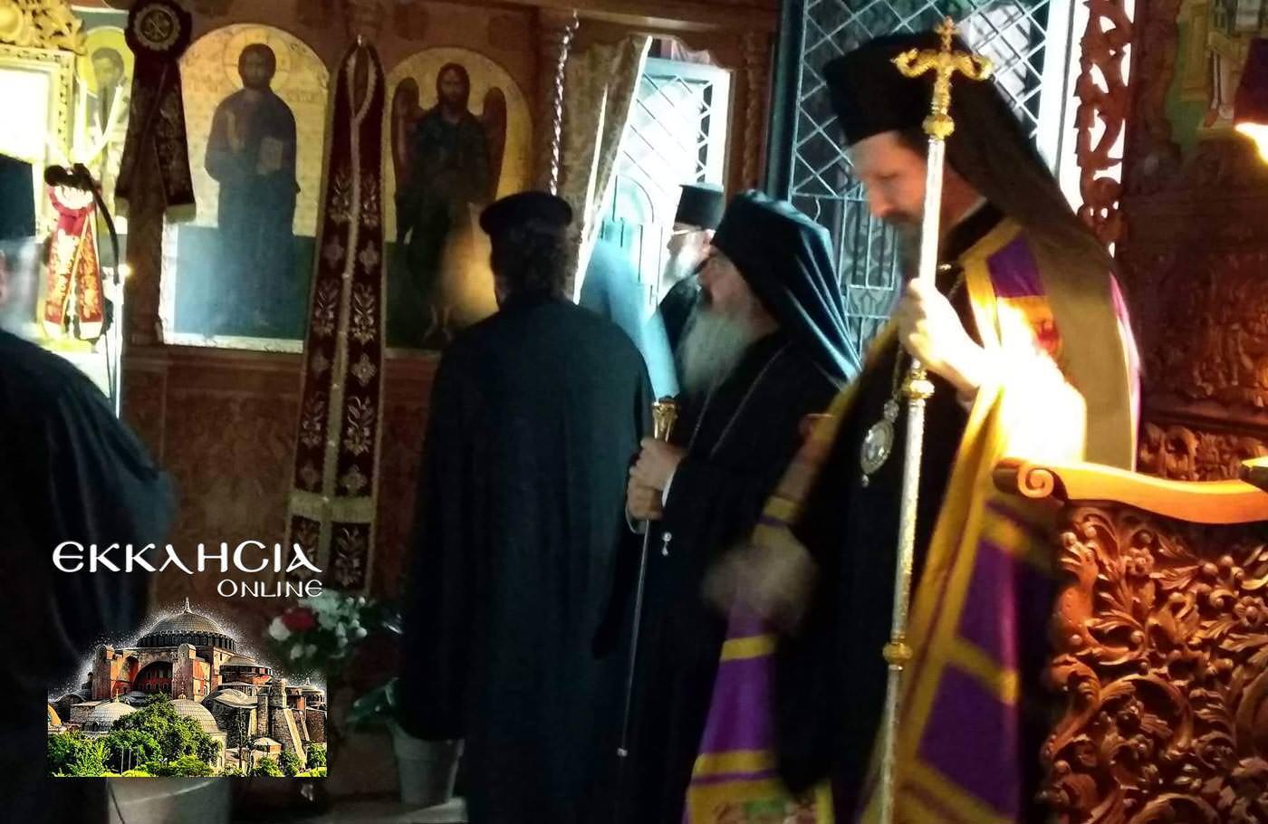 Τριάδα Γλυφάδας Αγίου Πνεύματος 2019