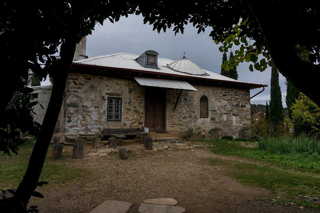 Αποτέλεσμα εικόνας για Παναγούδα - Κελί Οσίου Παϊσίου του Αγιορείτου.