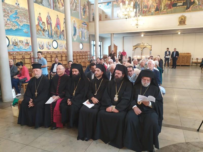 Ημέρα Μνήμης Κωνσταντίνου Καραθεοδωρή Πρωτοπρεσβύτερος Απόστολος Μαλαμούσης