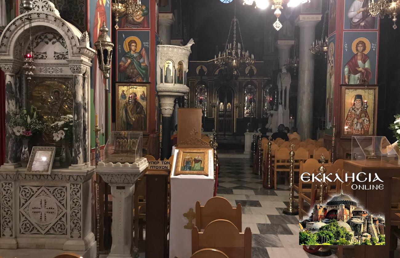 Αγία Μαρία Μαγδαληνή Σπάτα 2019