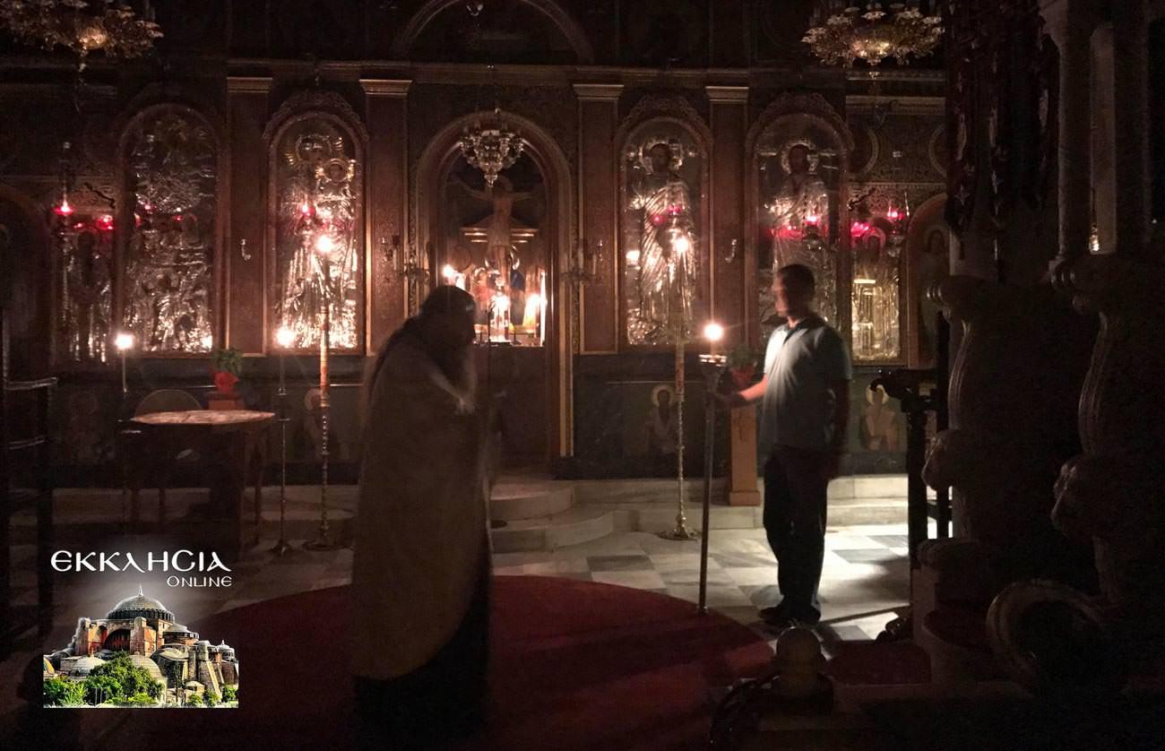 Αγία Μαρία η Μαγδαληνή Σπάτα